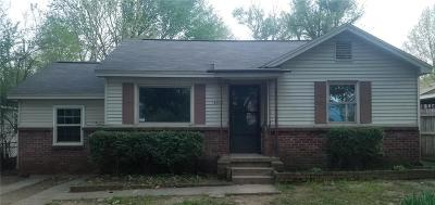 Fort Smith AR Single Family Home For Sale: $52,900