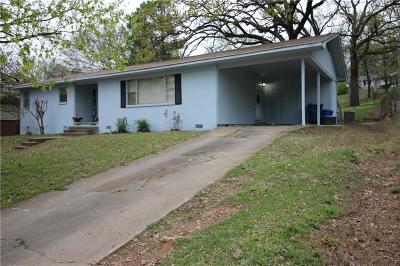 Fort Smith Single Family Home For Sale: 2109 Atlanta ST