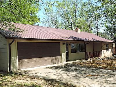 Poteau Single Family Home For Sale: 200 Burkle AVE