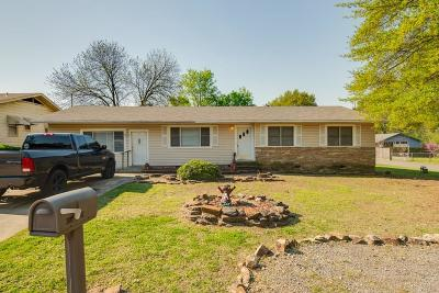 Fort Smith AR Single Family Home For Sale: $119,999