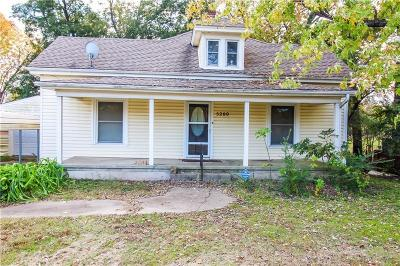 Fort Smith Single Family Home For Sale: 5200 Poplar ST