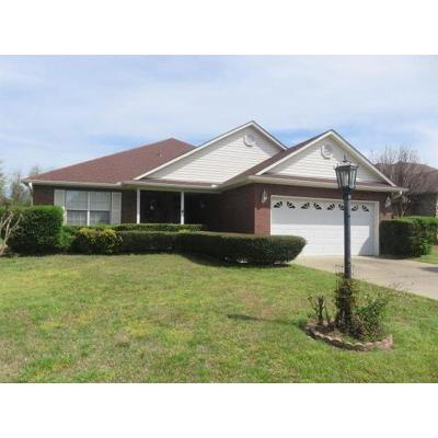 Fort Smith Single Family Home For Auction: 7111 Millennium DR