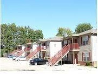 Fort Smith Multi Family Home For Sale: 1306-1322 N 47th Street