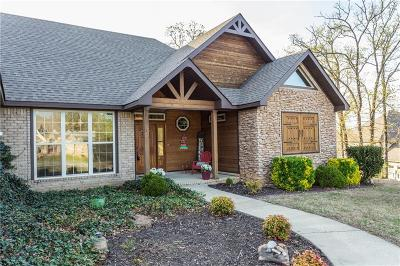 Alma Single Family Home For Sale: 1541 Pecan Ridge RD