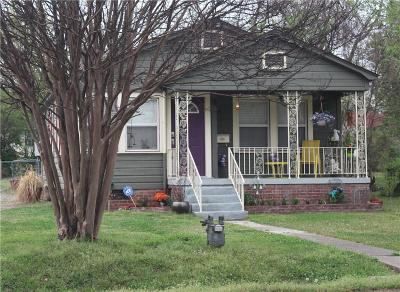 Fort Smith Single Family Home For Sale: 1625 Dallas ST