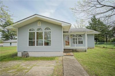 Poteau Single Family Home For Sale: 105 Cedar AVE
