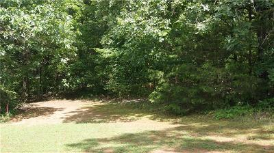 Sallisaw Residential Lots & Land For Sale: TBD S 4590 RD