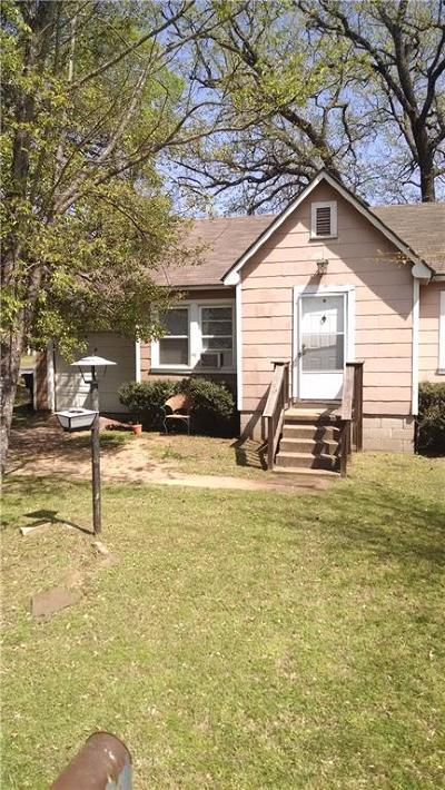 Fort Smith Single Family Home For Sale: 1534 34th ST