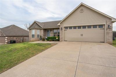 Greenwood Single Family Home For Sale: 372 Kings Mountain LOOP