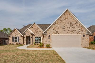 Fort Smith AR Single Family Home For Sale: $276,900