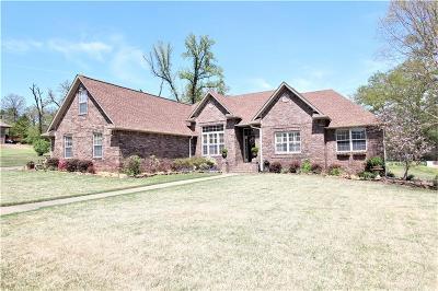 Van Buren Single Family Home For Sale: 819 Powderhorn DR