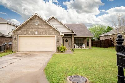 Fort Smith AR Single Family Home For Sale: $161,000