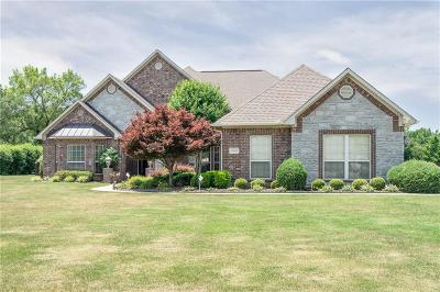 Fort Smith Single Family Home For Sale: 11608 Maple Park DR