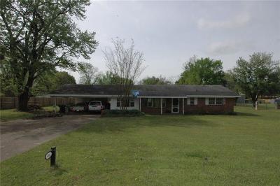 Muldrow Single Family Home For Sale: 402 Lynn LN