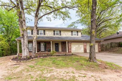 Fort Smith AR Single Family Home For Sale: $217,000
