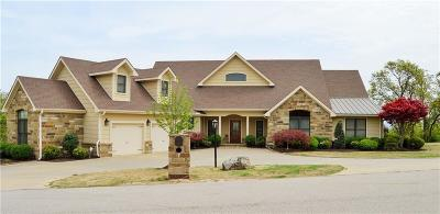 Poteau Single Family Home For Sale: 32838 Apple Ridge RD