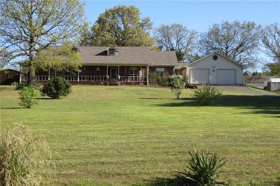 Alma Single Family Home For Sale: 810 Dow Jones RD