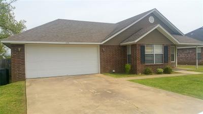 Poteau Single Family Home For Sale: 105 Meadow LN