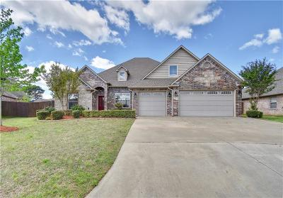 Fort Smith AR Single Family Home For Sale: $398,000
