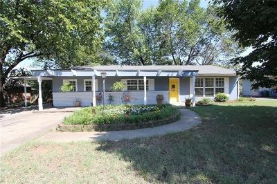 Fort Smith AR Single Family Home For Sale: $134,500