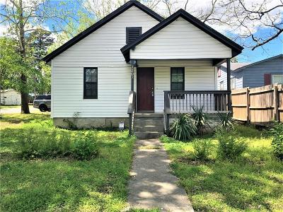 Fort Smith AR Single Family Home For Sale: $64,900