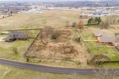 Fort Smith Residential Lots & Land For Sale: 0 Rye Hill RD