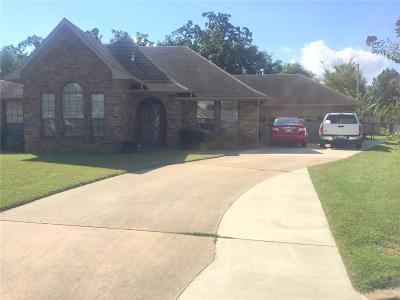 Poteau OK Single Family Home For Sale: $169,900