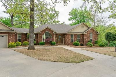 Lavaca AR Single Family Home For Sale: $277,900