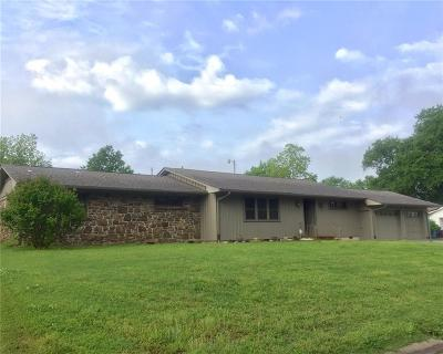 Fort Smith AR Single Family Home For Sale: $145,000