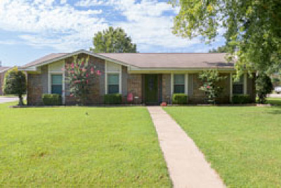 Fort Smith AR Single Family Home For Sale: $159,000