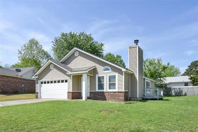 Barling AR Single Family Home For Sale: $95,000