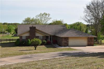 Muldrow OK Single Family Home For Sale: $124,500