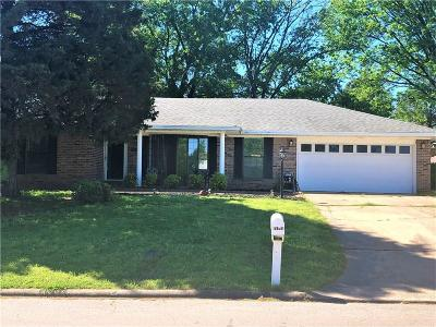 Fort Smith AR Single Family Home For Sale: $185,500