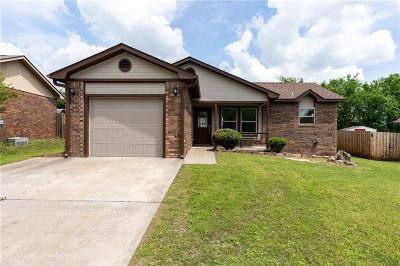 Van Buren Single Family Home For Sale: 2204 Hills BLVD