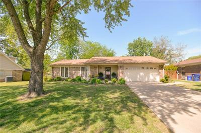 Fort Smith AR Single Family Home For Sale: $147,500