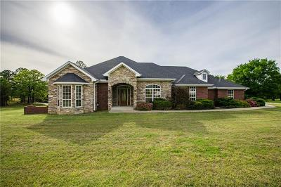 Poteau OK Single Family Home For Sale: $304,900