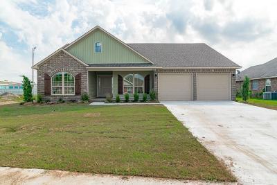 Alma Single Family Home For Sale: 119 Honeysuckle Street
