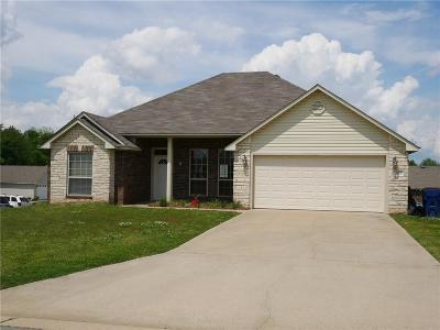 Fort Smith Single Family Home For Sale: 301 Bordeaux CIR