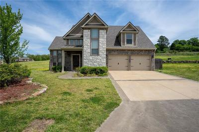 Fort Smith AR Single Family Home For Sale: $224,900