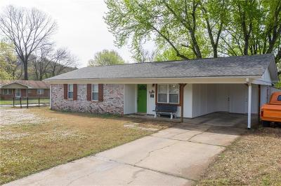 Greenwood AR Single Family Home For Sale: $95,000