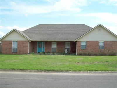 Sallisaw Single Family Home For Sale: 902 Kentucky Derby DR