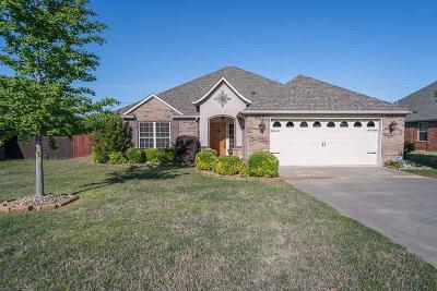 Fort Smith AR Single Family Home For Sale: $212,000