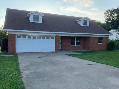 Muldrow Single Family Home For Sale: 504 Juniper LN