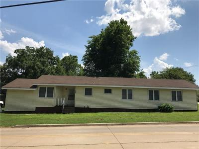 Fort Smith AR Single Family Home For Sale: $92,500
