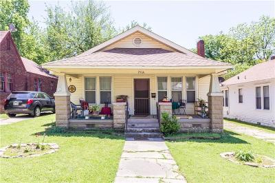 Fort Smith AR Single Family Home For Sale: $75,900