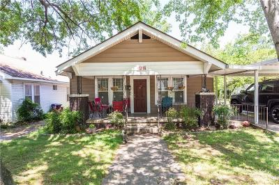 Fort Smith AR Single Family Home For Sale: $139,000