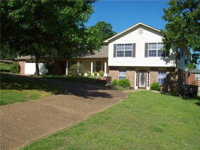 Van Buren Single Family Home For Sale: 1403 Valley Forge ST