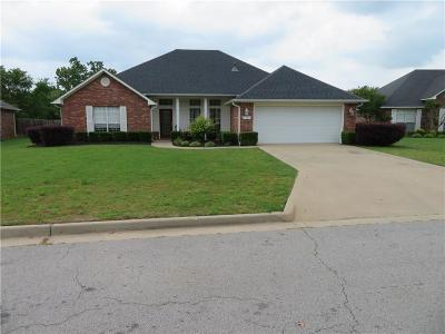 Fort Smith AR Single Family Home For Sale: $199,500