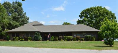 Poteau OK Single Family Home For Sale: $259,000