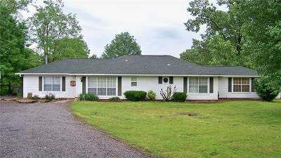 Lavaca AR Single Family Home For Auction: $1